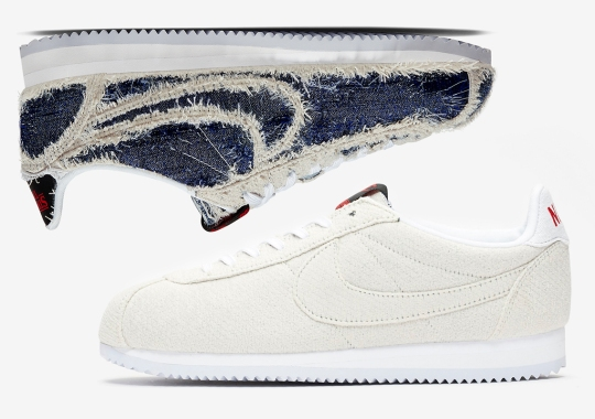 "Where To Buy The Stranger Things x Nike Cortez ""Upside Down"""