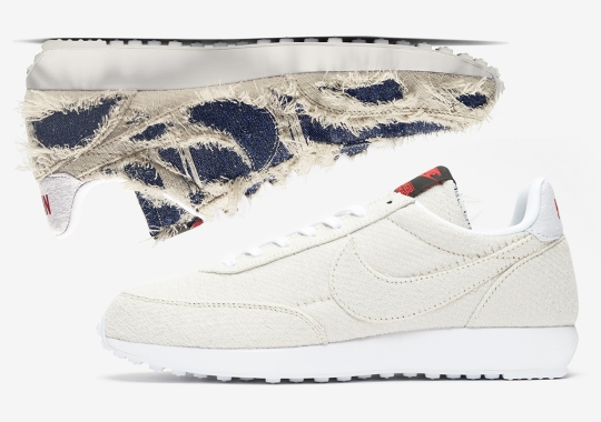"Where To Buy The Stranger Things x Nike Tailwind ""Upside Down"""
