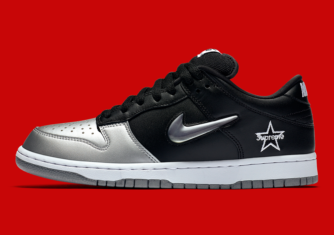 new product 85fe4 8326e Supreme Nike SB Dunk Low 2019 CK3480-001 | SneakerNews.com