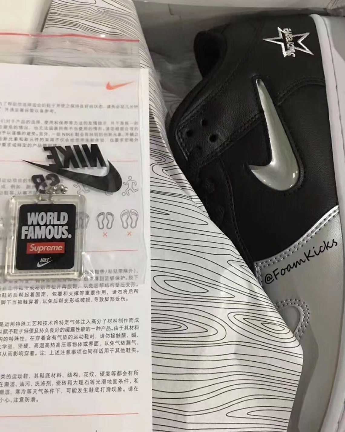 best website 8064b 134a5 Supreme Nike SB Dunk Low Release Info CK3480-001 CK3480-600 ...