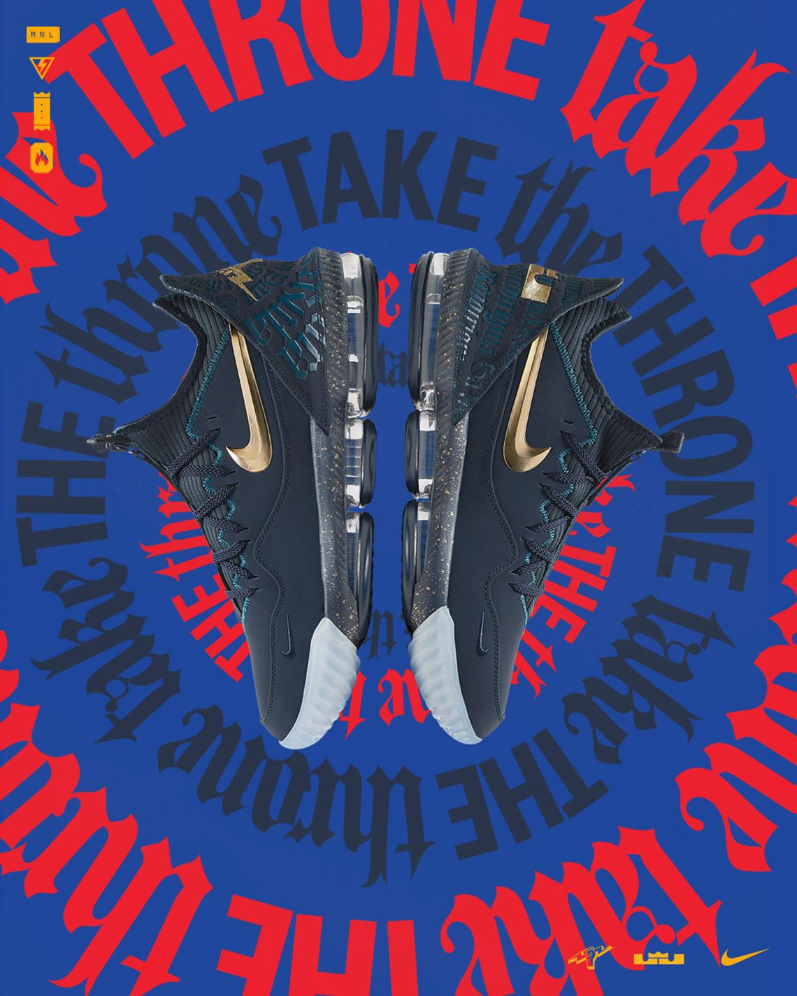 Nike Lebron 16 Low Agimat Release Date Sneakernews Com
