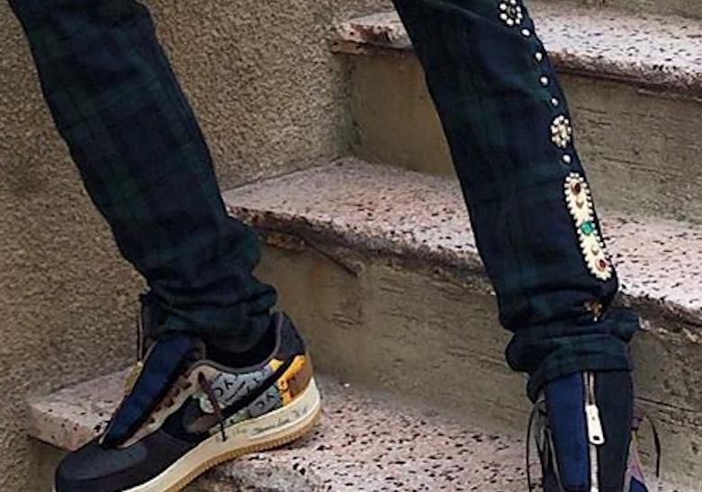 Travis Scott Nike Air Force 1 2019 Release Info | SneakerNews.com