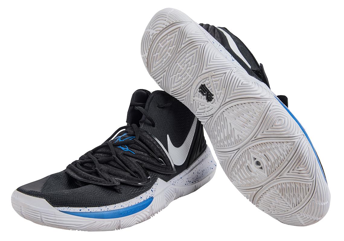 Zion Williamson Duke Game Worn Shoes