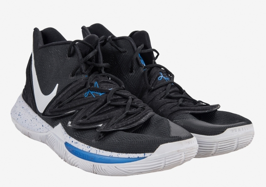 Zion Williamson's Game Worn Nike Shoes Sell For Nearly $20,000