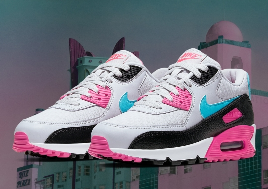online store 3cb2c 58900 Nike Air Max 90 Info + Release Dates | SneakerNews.com