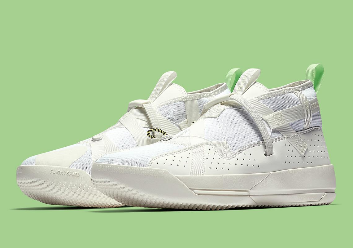 Jordan Proto 32.9 White CN5747-100 Release Info | SneakerNews.com