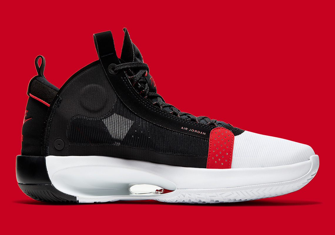 Air Jordan 34 Bred AR3240 100 Release Date |
