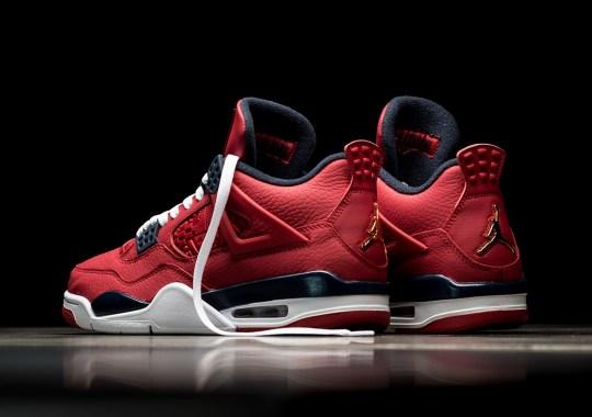 "Where To Buy The Air Jordan 4 ""FIBA"""