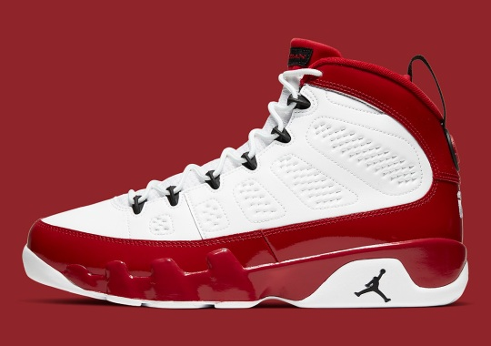 "Where To Buy The Air Jordan 9 ""Gym Red"""
