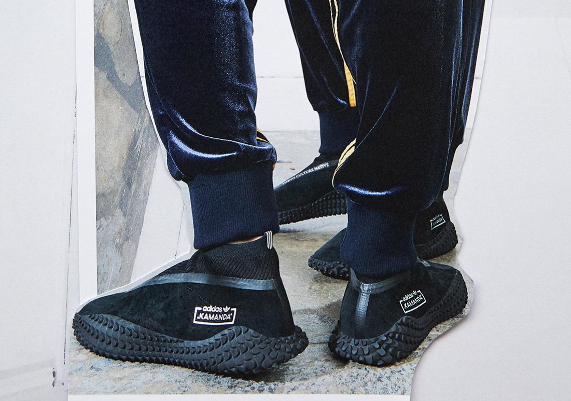 Papá simpatía Ahuyentar  BED JW FORD adidas Korsika BYW Kamanda EF3830 EF3836 EF9612 Release Date |  SneakerNews.com