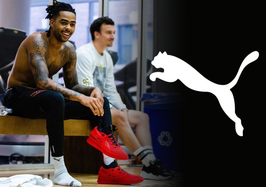 Is D'Angelo Russell Signing With Puma Basketball?
