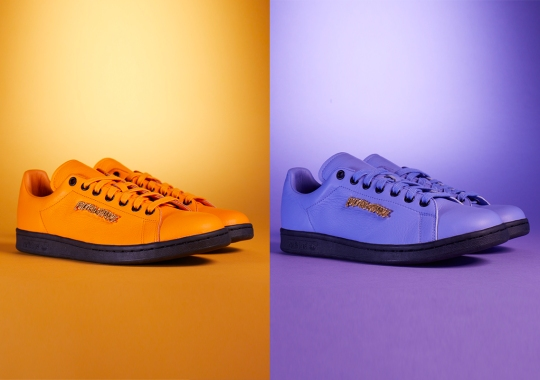 Fucking Awesome's adidas Skateboarding Stan Smith Releases In Japan This Week