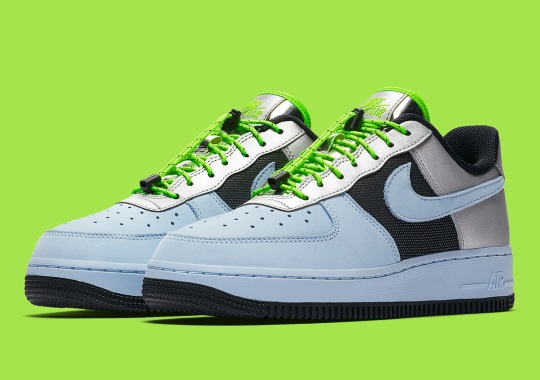 Nike Adds Lace Toggles To The Air Force 1 Low