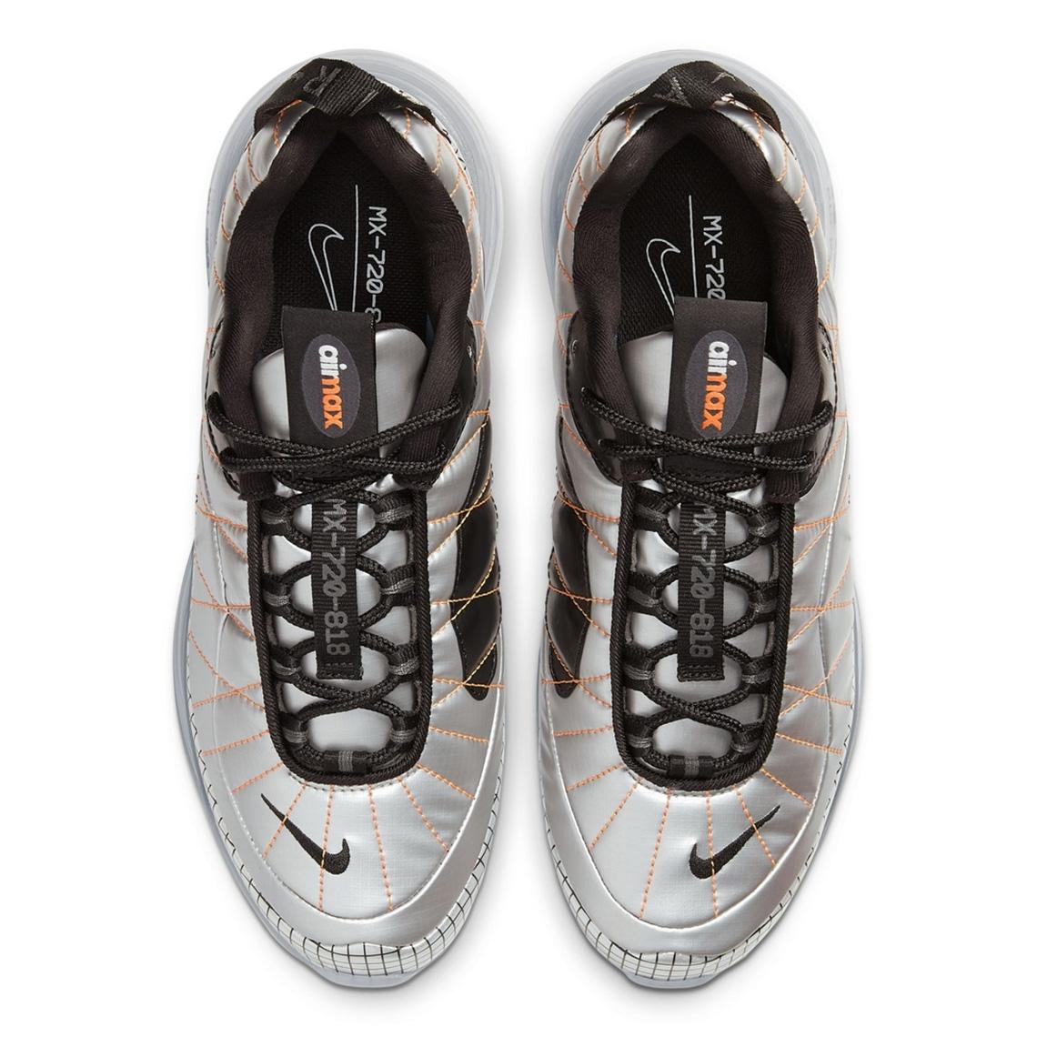 Nike Air Max 720 818 BV5841 001 BV5841 800 Release Info
