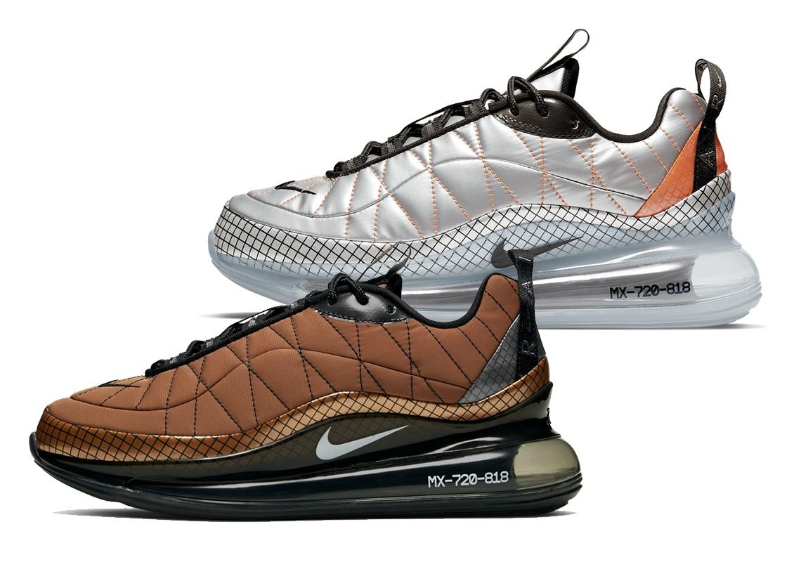 Nike Air Max 720 818 Metallic Copper BV5841 800 | Buy