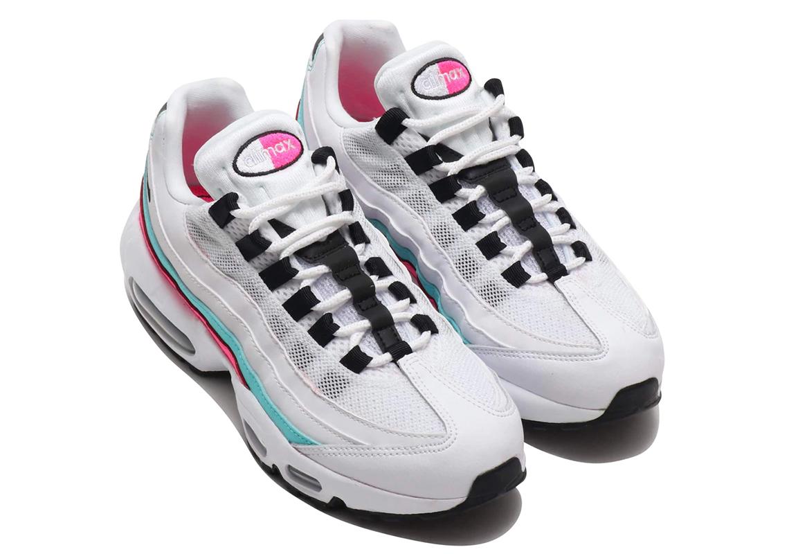 Nike Air Max 95 South Beach 307960 117 Release Info