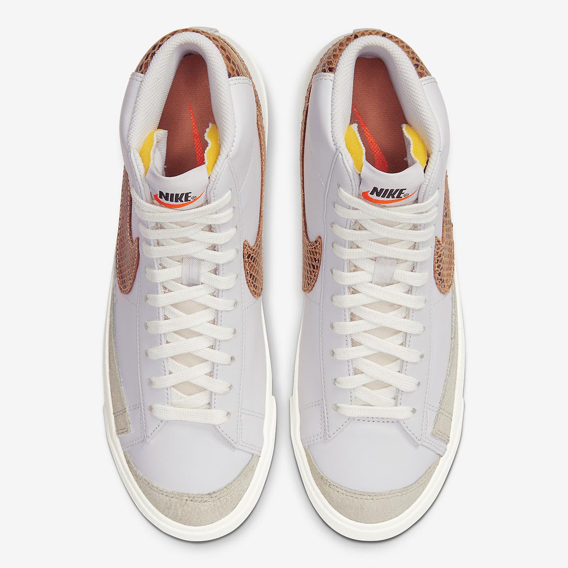 Nike Blazer Mid 77 Python CI1176-002 Release Info   SneakerNews.com