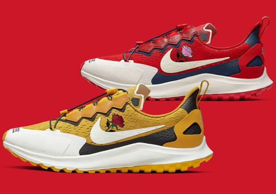Official Images Of The UNDERCOVER x Nike GYAKUSOU Pegasus 36 Trail