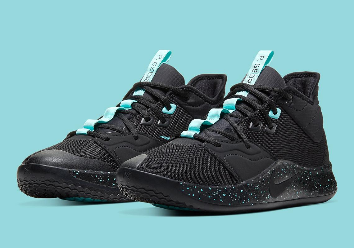 Nike PG 3 Black Diamond AO2607-006