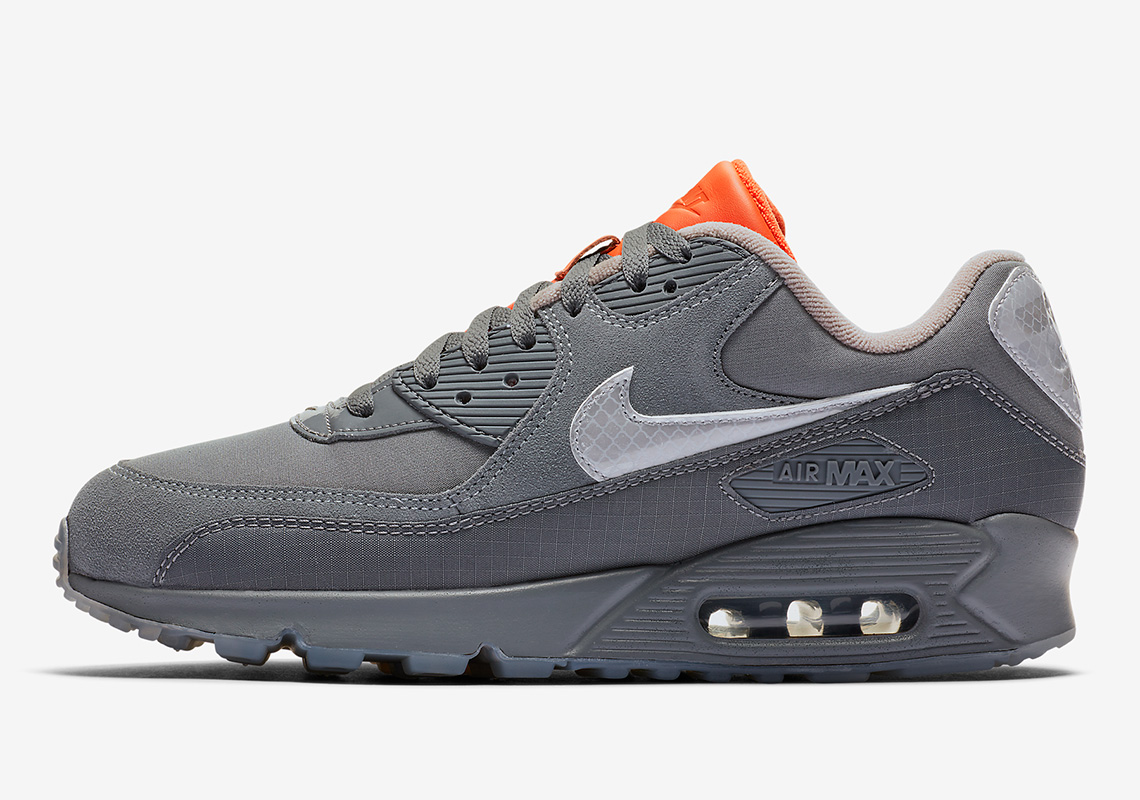 Detailed Look At The Basement Nike Air Max 90 Manchester