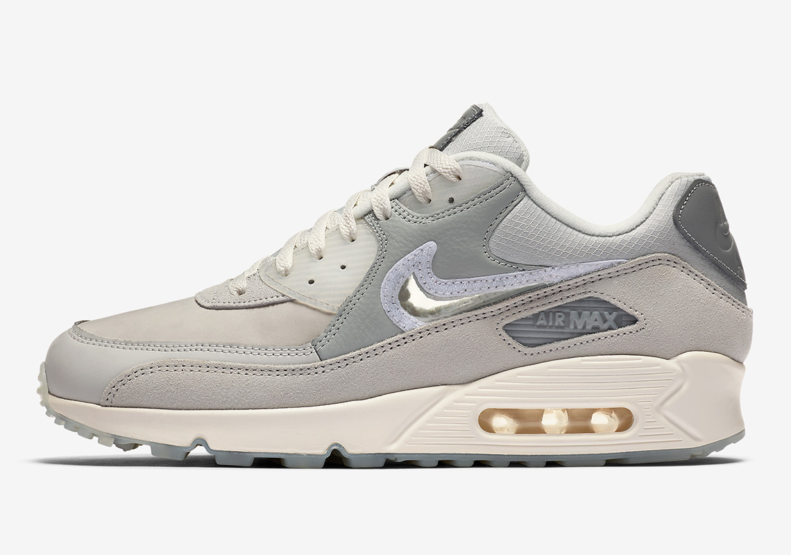 The Basement Nike Air Max 90 City Pack Release Dates | SneakerNews.com