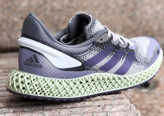 A New adidas Futurecraft Running Shoe Sample Emerges