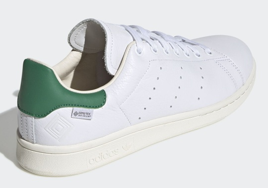 adidas Outfits The OG Stan Smith With GORE-TEX