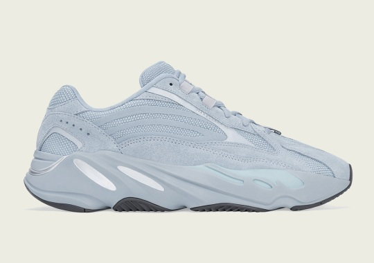 "adidas Officially Announces The Yeezy Boost 700 v2 ""Hospital Blue"""