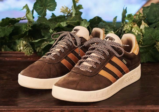 The adidas Munchen For Oktoberfest Is A Beer Lover's Dream