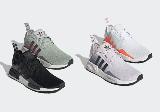 The adidas NMD R1 With Protective Mudguards Launches On October 1st