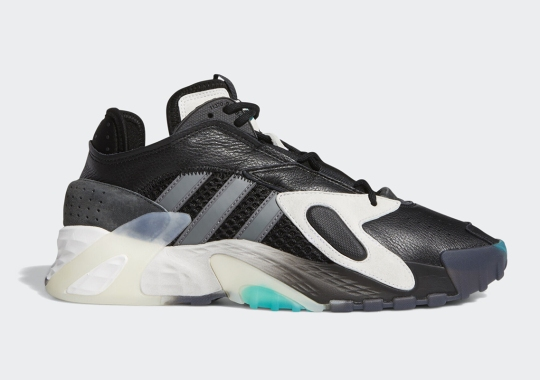The adidas Streetball Appears In A Classic Late-90s Colorway