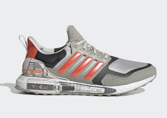 "Star Wars Gears Up For ""The Rise Of Skywalker"" With X-Wing Inspired Ultra Boosts"