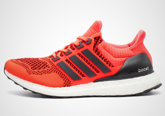 "The adidas Ultra Boost 1.0 ""Solar Orange"" Is Making A Return"