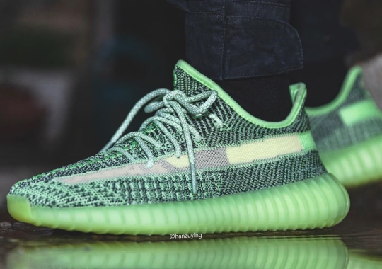"The adidas Yeezy Boost 350 v2 ""Yeezreel"" Will Release This December"