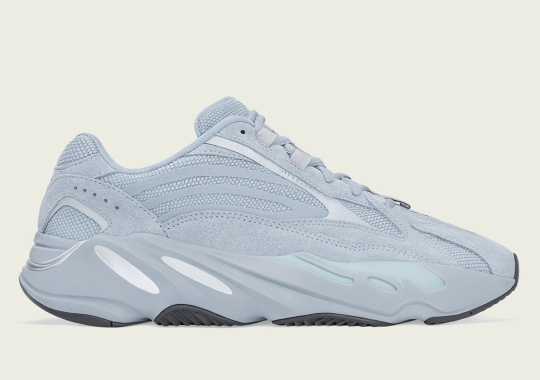"Official Images Of The adidas Yeezy Boost 700 v2 ""Hospital Blue"""