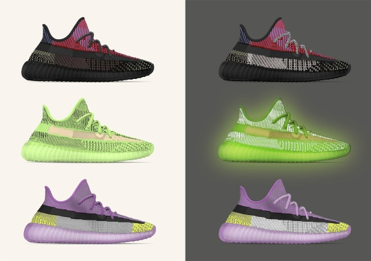 adidas Yeezy Boost 350 v2 Holiday Release Preview