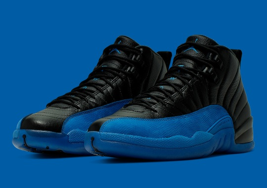 "Where To Buy The Air Jordan 12 ""Game Royal"" aka ""Blu Game"""