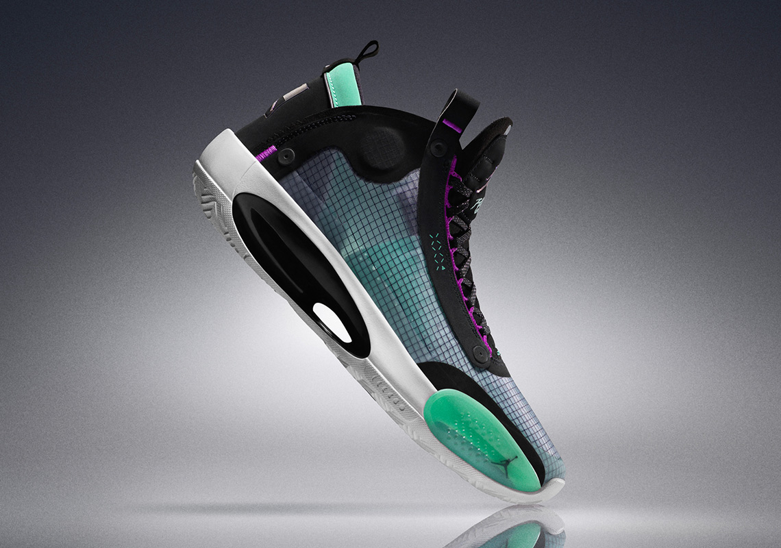 Air Jordan 34 Release Date