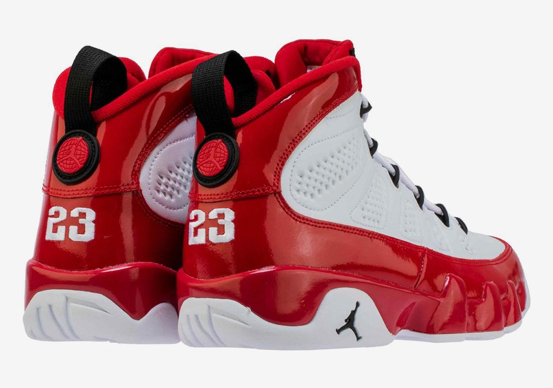 official photos c6e97 e9bcb Jordan 9 Gym Red 302370-160 Release Date | SneakerNews.com