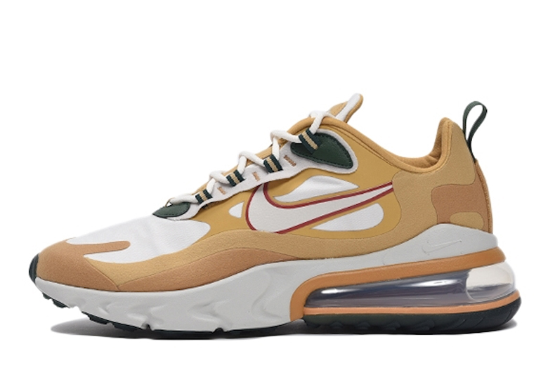 This Nike Air Max 270 React Reflects The Changing Of The Leaves
