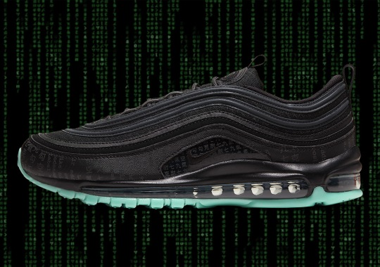 Go Inside The Matrix With This Nike Air Max 97