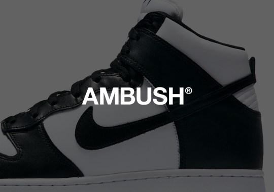 AMBUSH x Nike Dunk High Coming In 2020