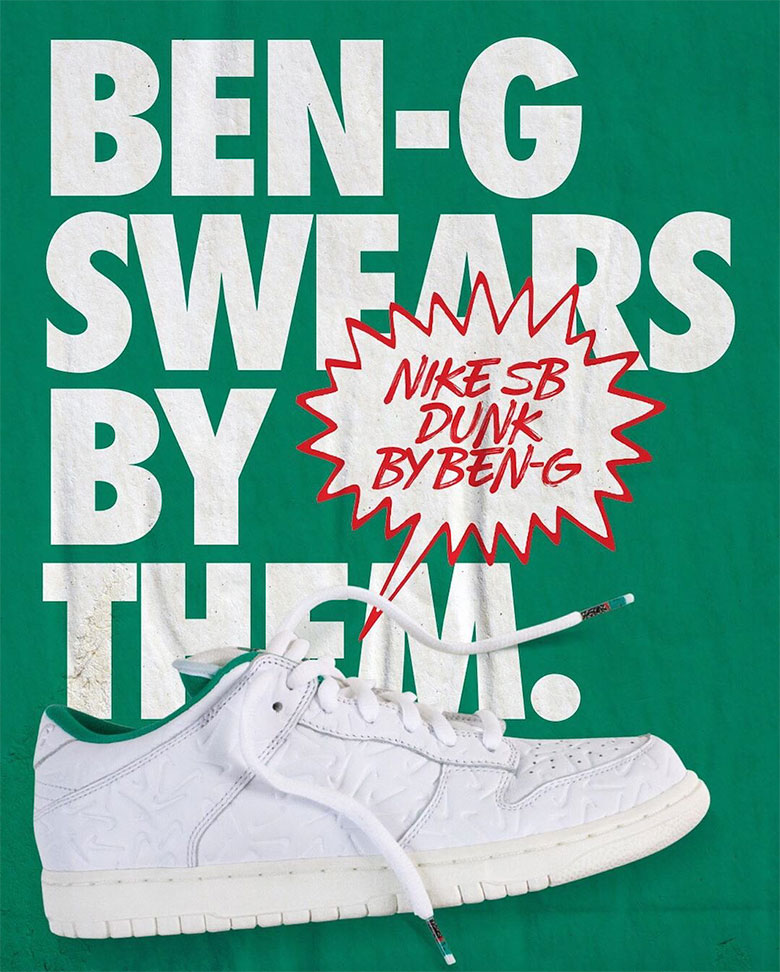 new concept reasonable price outlet store Ben-G Nike SB Dunk Low Release Date | SneakerNews.com