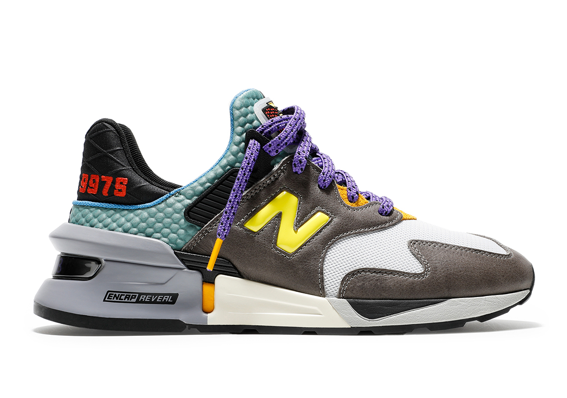cheap for discount a1a2f 5c9c5 Bodega New Balance 997S No Bad Days Release Date ...