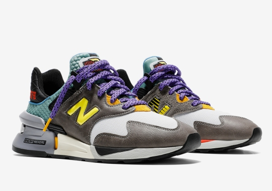 "Bodega And New Balance Team Up Again For A 997S ""No Bad Days"""