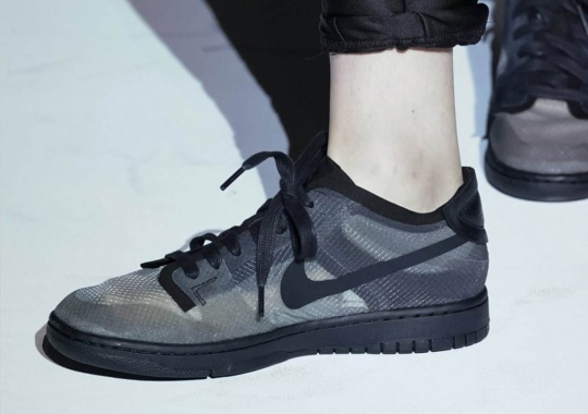 COMME des GARÇONS x Nike Dunk Low Coming In 2020