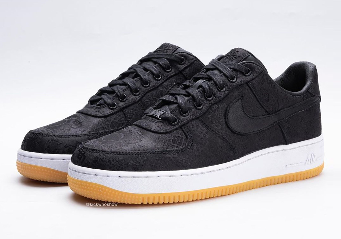 Fragment CLOT nike sb air max bruin vapor brown shoes for