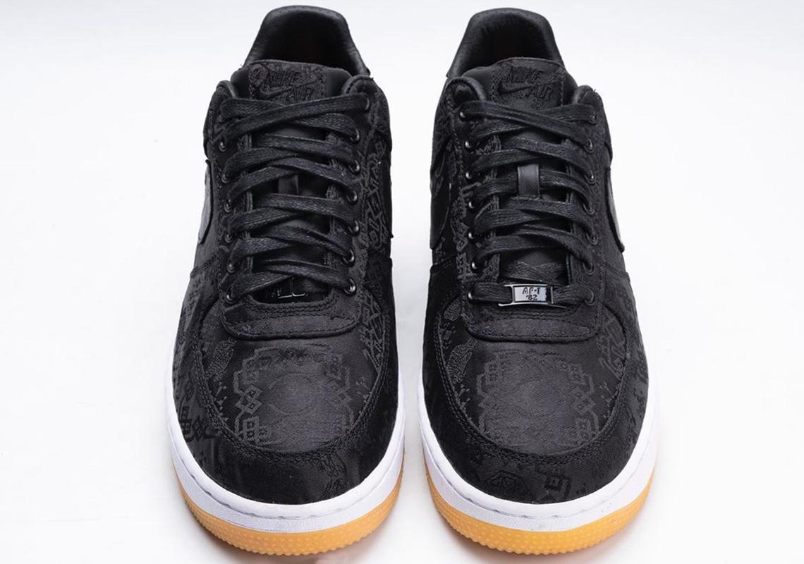 News CLOT x fragment design x Nike Air Force 1   ANDJOY