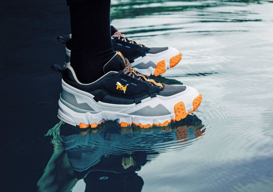 Helly Hansen And PUMA Prepare Trail-Ready Capsule For Fall 2019