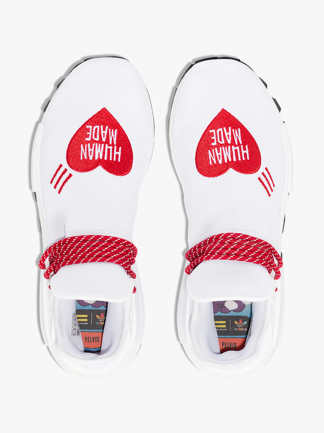 Human Made adidas Pharrell NMD Solar